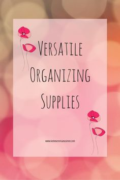 Plan for the holidays, but plan for year round organization too. homekeyorganization.com