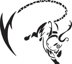 Pokemon Tribal Designs
