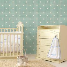 Papel de parede adesivo baby poás - StickDecor | Decoração Criativa