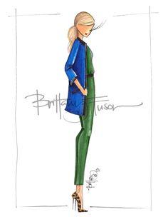 Brittany Fuson: Green + Cobalt brittanyfuson.blogspot.com