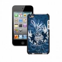 Cover-Ipod 4G-Truth Lion-Blue