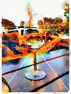 """Cheers from Roni  When sipping a taste of """"our"""" wine Roni* was baffled why you drink something that makes you act stupid or silly? It took time to convince her that it was a joke of a joke, a conundrum of sorts.  There is no such drink or concoction in Imen-Hera, Bal-Shera or even the forests of Carron, which made it all the more difficult to explain.**  - See more at: http://tonydurso.com/cheers-from-roni/ # GoodBadGold"""