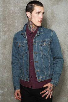 Denim jacket <3