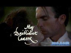 My Brilliant Career - Movie Trailer - Blue Underground - Bridget Townsend - Alles Uber Kinofilme My Brilliant Career, A Passage To India, Sam Neill, Kino Film, Best Director, Writers And Poets, Dvd Blu Ray, Music Film, Period Dramas