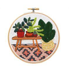 Past Work — Sarah K. Benning Contemporary Embroidery