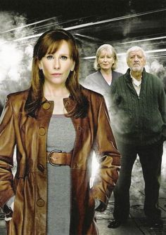 The Noble Family - Donna, Silvia Noble & Wilfred Mott - Catherine Tate, Jacqueline King & Bernard Cribbins - Dr Who, The End of Time 2009 Doctor Who 10, Ninth Doctor, Wilfred Mott, Original Doctor Who, Catherine Tate, Captain Jack Harkness, Christopher Eccleston, Donna Noble, Torchwood