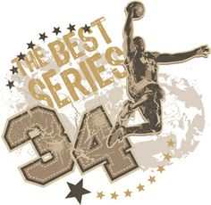 The Best Series Basketball Graphic is completely and instantly customizable in CorelDraw or Illustrator!