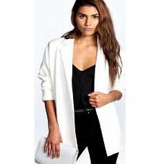 boohoo Ponte Blazer - cream azz27560 Coats and jackets are a seriously statement staple this season. Whether you're taking on timeless with a trench, keeping it quirky in a kimono, or being bad ass in a bomber jacket, boohoo's got all ba http://www.comparestoreprices.co.uk/womens-clothes/boohoo-ponte-blazer--cream-azz27560.asp