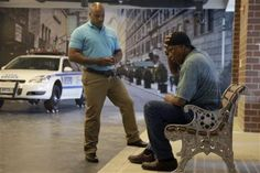 Actors, mentally ill aid NYC police training meant to calm in Jails nyc curated by David Hazan
