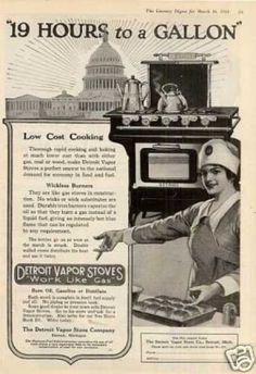 vintage stove « The Vintage Appliance Forum