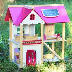 Pink Houses, Outdoor Decor, Home Decor, Products, Decoration Home, Room Decor, Home Interior Design, Gadget, Home Decoration