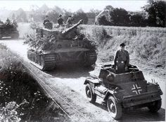 Daimler Dingo, captured by Germany and recaptured by Britain