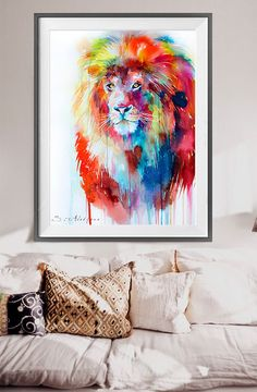 """Print of orig'l painting by Slaveika Aladjova 