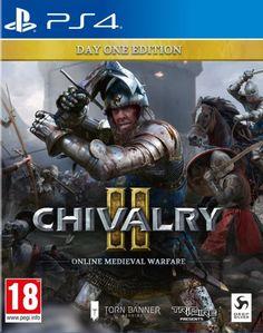 Chivalry 2 - Day One Edition Chivalry 2 je akčná bojová hra pre viacerých hráčov z pohľadu prvej osoby inšpirovaná epickými stredovekými filmovými bitkami. Hráči sú vrhnutí do akcie v každom ikonickom okamihu danej éry - od stretu mečov cez búrky horiacich šípov po obliehanie veľkých... od 36,99€