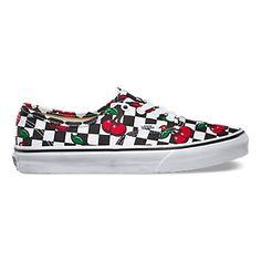 Cherry Checkers Authentic