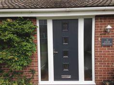 Composite Door and Side Panels