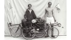 Casey and Jacob O'Haire http://www.bicycling.com/culture/touring/19-revealing-images-of-cyclists-riding-across-the-country