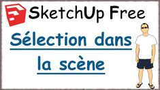 Sketchup Free - 07 - Sélection / Selection Sketchup Free, Tech Companies, The Selection, Company Logo, Trainers, Learning