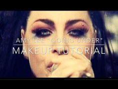Amy Lee Going Under Makeup tutorial