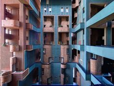 Image 7 of 25 from gallery of AD Classics: Walden 7 / Ricardo Bofill. Courtesy of Ricardo Bofill