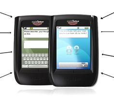 This is Reply Ativa: A Color Touch-Screen 3.2 inch LCD Advanced Keypad. Available at http://powercomars.com