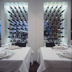 Restaurant City by denys von arend #wine