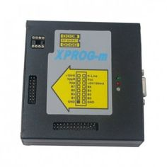 The XPROG-m programmer is designed to replace the earlier version of XPROG programmer. XPROG-m programmer is fully upward-compatible hardware with XPROG programmer and have many additional features