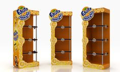 Creative Fanta Gondolas on Behance