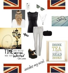 """London Calling"" by grace-bryant98 on Polyvore"