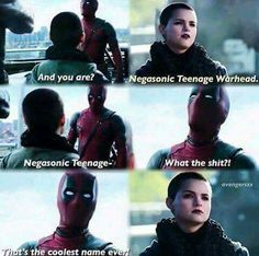 I love Deadpool