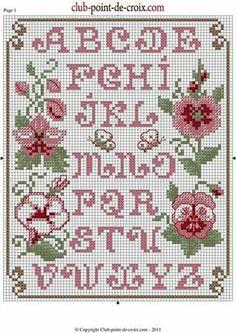 Cross Stitch Alphabet Patterns, Cross Stitch Letters, Cross Stitch Boards, Cross Stitch Bookmarks, Cross Stitch Love, Cross Stitch Samplers, Cross Stitch Flowers, Cross Stitch Designs, Cross Stitching