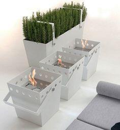 Falper - instant fireplaces