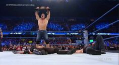 AJ Styles Retains The WWE Championship On SmackDown, John Cena Sends A Message