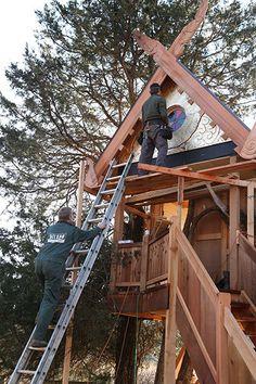 season 2015 pete nelson tree houses images treehouse masters scene