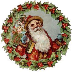 antique-santa-picture