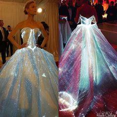 Zac Posen LED Gown ✨