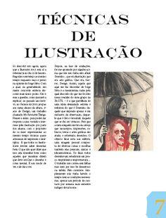 Técnicas de ilustração
