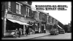 Stanford-Le-Hope, King Street 1960