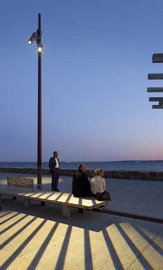 ÅF Lighting » Helsingborg Waterfront