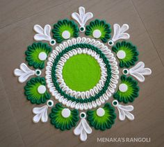50 Amalaki Ekadashi Rangoli Design (ideas) that you can make yourself or get it made during any occasion on the living room or courtyard floors. Easy Rangoli Designs Videos, Rangoli Designs Simple Diwali, Simple Rangoli Border Designs, Rangoli Simple, Indian Rangoli Designs, Rangoli Designs Latest, Rangoli Designs Flower, Free Hand Rangoli Design, Small Rangoli Design