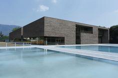 Centro natatorio a Brescia