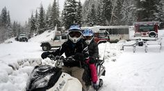 Read on to find out about this exciting Snowmobile tour in winter wonderland at Whistler, BC, Canada.