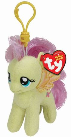 047e3064764 Ty Original Beanie Babies My Little Pony Clip