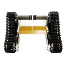 RC Tank Metal Chassis Caterpillar Track Walle 2WD Car Broadland diy RC Toy for Arduino