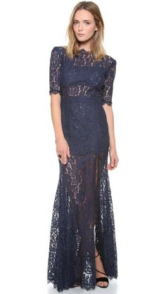 **K pick  ONE by Femme D'armes Bailey Lace Gown