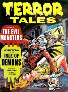 Terror Tales Vol. 02 #4 (Eerie Publications, 1970)