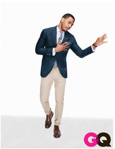 Trey Songz March '12 GQ