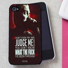 Eminem Quotes 2 CUSTOM PERSONALIZED FOR IPHONE 4/4S 5 5S 5C 6 6 PLUS 7 CASE SAMSUNG GALAXY S3 S3 MINI S4 S4 MINI S5 S6 S7 TAB 2 NEXUS CASE IPOD 4 IPAD 2 3 4 5 AIR IPAD MINI MINI 2 CASE HTC ONE X M7 M8 M9 CASE - GOGOLFNW.COM