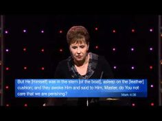 Joyce Meyer ~ Facing Fear and Finding Freedom - part 1