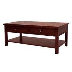 Buy DonnieAnn 601933 Oakdale Coffee Table at Walmart.com
